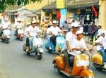 Lễ hội diễu hành xe cổ tại Hội An và Thánh địa Mỹ Sơn